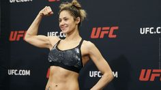 Things just got even more bizarre in Buffalo. Minutes after Daniel Cormier controversially made weight on his second attempt, the New York State Athletic Commission (NYSAC) pulled Pearl Gonzalez from UFC 210 on Friday morning because she has breast implants, sources told MMA Fighting's Ariel Helwani. The commission does not allow fighters to compete with implants, per their rules. #mma #ufc