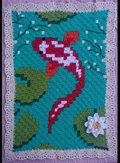 Baby blanket for pram Baby blanket for pram Crochet Afghans, Pixel Crochet Blanket, Bobble Crochet, Graph Crochet, Crochet Quilt, Manta Crochet, Tapestry Crochet, Crochet Home, Crochet Blanket Patterns