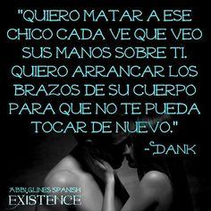"""""""Existence"""", Abbi Glines"""