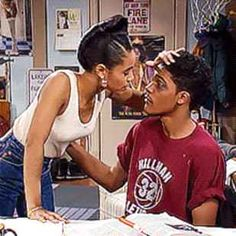'A Different World' was one of the most influential black shows in the late Hillman College wasn't a real school, but it was to us. Black Relationship Goals, Couple Relationship, Cute Relationships, Photo Couple, Love Couple, Couple Goals, Couple Things, Family Goals, Couple Pictures