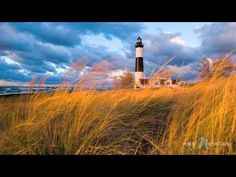 ▶ Lighthouses in Michigan | A Pure Michigan Summer - YouTube