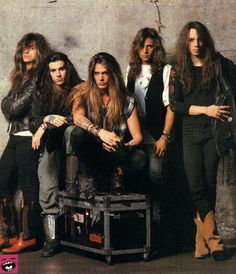 Going to see Skid Row tonight :)