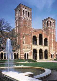 UCLA Center: UCLA one of the best nursing school programs in California. AKA my dream school after community college.
