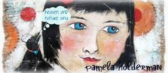 Pamela Holderman - Heaven and Nature Sing - awesome art lessons and projects for kids