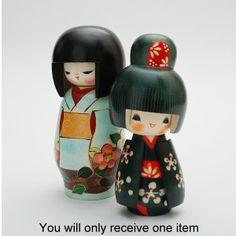 Kokeshi wooden doll