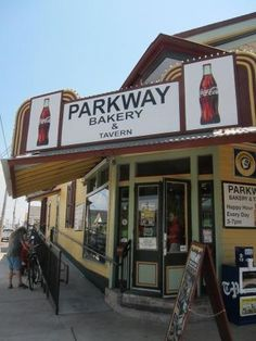 The Best #Po'Boy in New Orleans: Parkway Bakery and Tavern