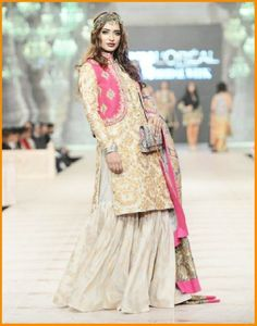 Bridal Dresses Designs Collection 2016 by Zara Shahjahan #ZaraShahjahan #BridalDresses #Dresses #PakistaniDresses