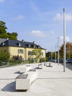 Neues Zentrum Hesperange, לוקסמבורג