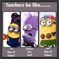 Teachers be like....   Only 2 more weeks till summer break!!!!