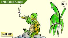 Turtle's Flute: Learn Indonesian (Bahasa) with subtitles - Story for Chi...