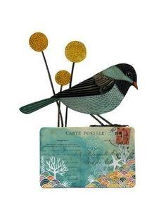 Bird No. 7: By Geninne