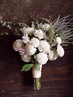pretty white buds