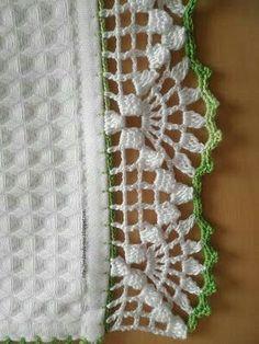 Video: Front and Back Post Double Crochet Ribbing Border Crochet Boarders, Crochet Edging Patterns, Crochet Lace Edging, Crochet Quilt, Love Crochet, Filet Crochet, Beautiful Crochet, Crochet Doilies, Crochet Flowers