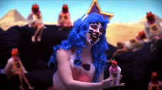 The humorously horrible, nauseatingly positive and cheerfully grotesque art of Rachel Maclean