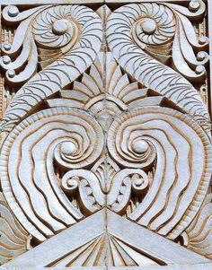 Deco architectural details