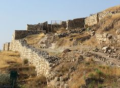 """LachishFrontGate.jpg """"Of the cities in ancient Judah, Lachish was second in importance only to Jerusalem.[1]One of the Lachish letters warns of the impending Babylonian destruction. It reads: """"Let my lord know that we are watching over the beacon of Lachish, according to the signals which my lord gave, for Azekah is not seen."""" According to the prophet Jeremiah, Lachish and Azekah were the last two Judean cities before the conquest of Jerusalem (Jer. 34:7)"""""""