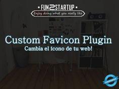 Custom Favicon Plugin Fun2Startup