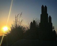 Sand Castle Sunset. 🌅🏰#earthday #sandcastle #sunset #coronado #sandiego #hoteldelcoronado #americasfinestcity #beach 🌎 #sandiego #sandiegoconnection #sdlocals #sandiegolocals - posted by 🎶Drummer Tim Staump🎶 https://www.instagram.com/staump. See more post on San Diego at http://sdconnection.com