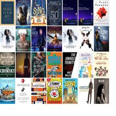 """Saturday, April 8, 2017: The San Antonio Public Library has 22 new bestsellers, 55 new videos, 15 new audiobooks, 30 new music CDs, 122 new children's books, and 183 other new books.   The new titles this week include """"Make Your Bed: Little Things That Can Change Your Life...And Maybe the World,"""" """"Beauty And The Beast,"""" and """"Sing."""""""