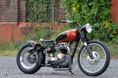 1967 Triumph Tiger custom