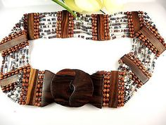 Stretch Belt, Natural Wood, Belts, Free Shipping, Stylish, Crafts, Accessories, Jewelry, Manualidades
