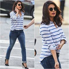 Priyanka Chopra's Casual Look