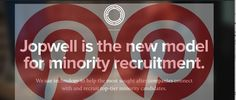 #Pinterest announces partnership with #Jopwell to recruit minority employees.