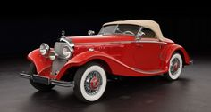 1935 Mercedes-Benz Pre-War - 290 Roadster | Classic Driver Marketplace