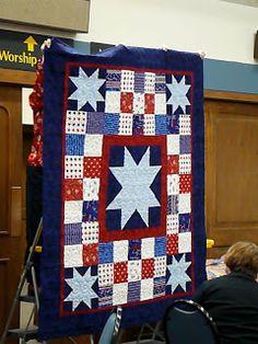 Quilts of Valor: Nebraska Quilt Show