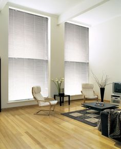 Funky, colourful and practical - aluminium venetian blinds are back, in brilliant colours and sizzling metallics! Indoor Blinds, Home Look, Window Coverings, Venetian, Colours, Curtains, Furniture, Home Decor, Blinds