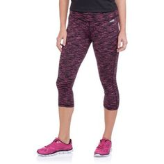 Avia Women's Active Performance Capri Pants The Avia's with tech ...