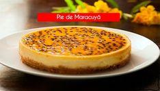 """La estrella de LA CASA... Nuestro delicioso e inigualable """"PIE DE MARACUYA"""" ... Qué esperas para probarlos?  ⭐⭐⭐⭐⭐  #postrescaseros #yumyumbogota #yumyum #postres #desserts #piedemaracuya #maracuya #parchita #bogota #colombia Delicious Deserts, Köstliche Desserts, Flan, Tiramisu, Cooking, Ethnic Recipes, Queso, Youtube, Gastronomia"""