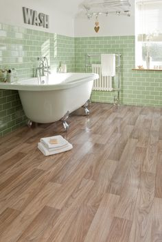 Welcome to our Alassio design, a hardwearing wood look suited to almost any budget. www.leoline.co.uk