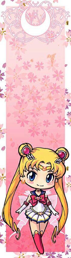Cute. Súper Sailor moon :)