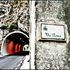 Via Roma tunnel