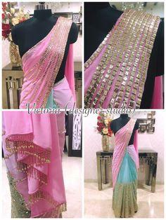 Designer Sarees Wedding, Designer Dresses, Bridal Lehenga, Saree Wedding, Indian Dresses, Indian Outfits, Kerala Traditional Saree, Saree Gown, Sari