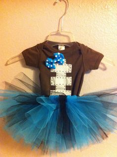 Football tutus want to make for football season
