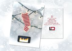 Check your mailbox today for the 2013 Laick Design Christmas card. This year was the largest mailing yet with cards going as far as Burbank, CA, Naples, FL and even to North Dakota! #christmascards #christmas #iphone #apps