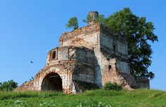 God-forsaken: Abandoned churches and cathedrals of Russia - 15 / Church of the Ascension. Tver Oblast