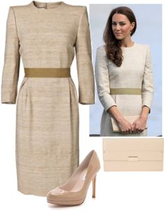 """""""Kate Middleton Inspired"""" by ad1499 on Polyvore"""