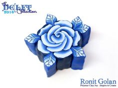 Ronit Golan - Polymer Clay Joy - Inspire to Create: Around the World in 80 Canes - first stop - Delft