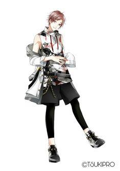 Cute Anime Boy, Anime Guys, Boy Character, Character Design, Tsukiuta The Animation, Manga Clothes, Boy Poses, Dark Anime, Manga Boy