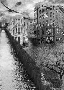 sad city life