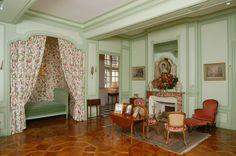 La chambre des douves | Château et jardins de Villandry