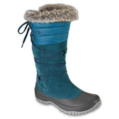 """these look so warm and flexible. Just what good winter boots should be! And a great color to """"boot""""! ;)"""