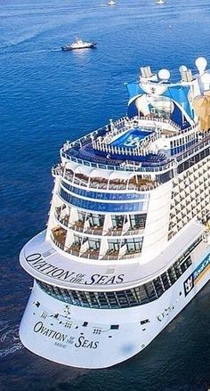 Ovation of the Seas | Set sail on the ultimate exotic adventure on one of the world's most innovative ships— Ovation of the Seas.