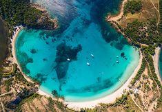 Baie de Rondinara : une plage unique en Corse
