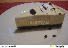 Cheesecake z Lučiny a zakysané smetany recept - TopRecepty.cz Cheesecake, Pudding, Cupcakes, Food, Meal, Cheesecakes, Custard Pudding, Cupcake, Essen