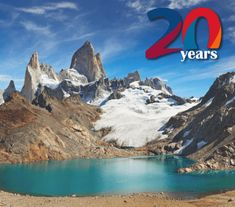 RipioTurismo DMC for South America: Anniversary Music Tours, In Patagonia, Tour Operator, Most Visited, End Of The World, 20th Anniversary, Great Movies, Amazing Destinations, Wonderful Places