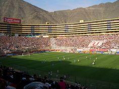 Universitario de Deportes - Sporting Cristal 1:0, Estadio Monumental, Lima, 9.3.2008 © by bmohler74